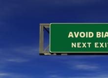 avoid bias
