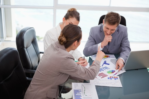 product management finance friends