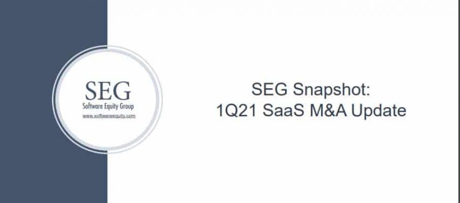 SEG Q1 2021 SaaS M&A Update 00
