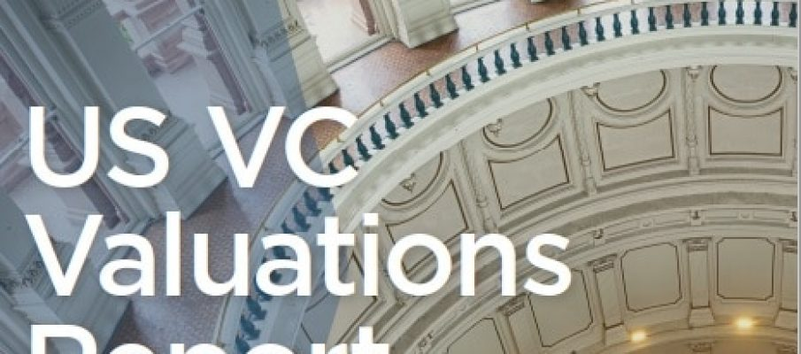 Pitchbook H1 2021 US VC Valautions