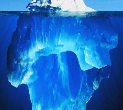 Saas Revenue Basics Iceberg