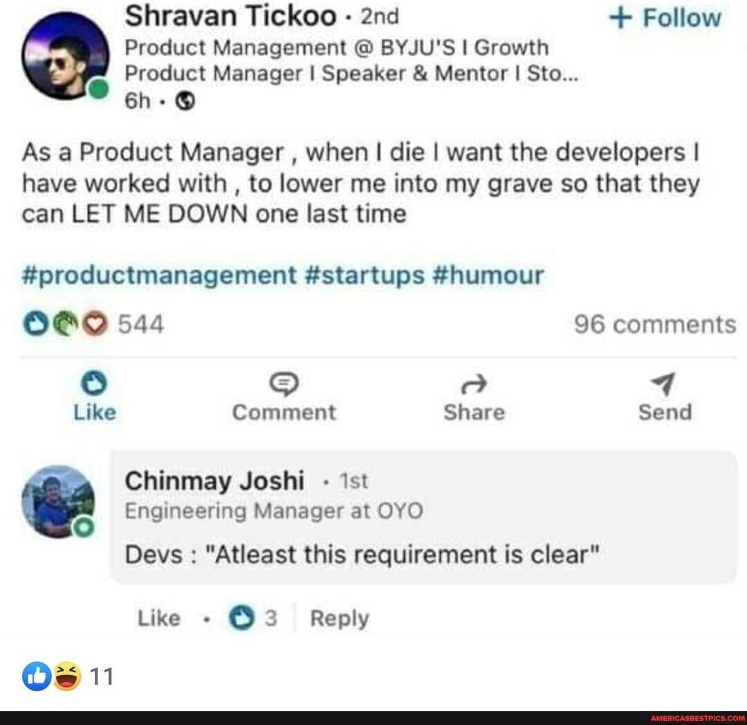 Product Management Memes