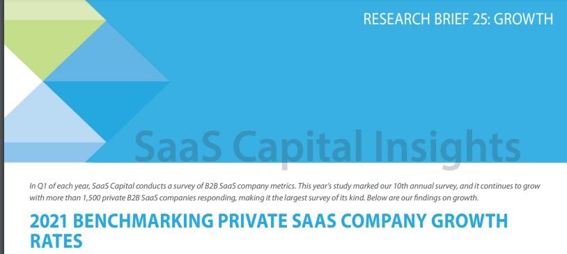 SaaS Capital Research